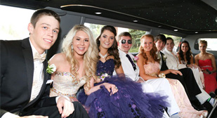 Corporate functions limo services